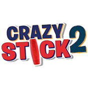 Logo crazy stick 2